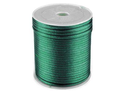 90m Satinschnur 2mm Satinkordel Schmuck-Kordel -Schnur Kumihimo Bänder, Farbwahl – Bild 5