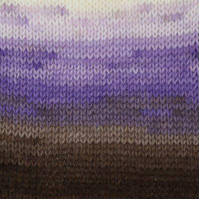 5 x 100g Farbverlaufs-Strickgarn Wolle Flora, verschiedene Farben – Bild 23