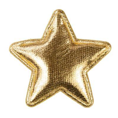 10 Sterne Dekoration Ø30mm, Streudeko, Zierapplikation, verschiedene Farben – Bild 2