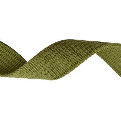 25m Gurtband, 30mm, 3mm stark, 100% Baumwolle, Farbwahl – Bild 3