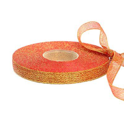 25m edles Dekoband Glitzerband 12mm Geschenkband mit Glitzer, Farbwahl – Bild 8