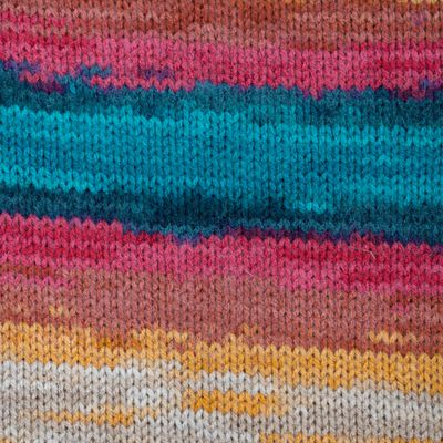 100g  Strickgarn ALIZE BURCUM Batik Strickwolle Handstrickgarn, Farbe wählbar – Bild 12