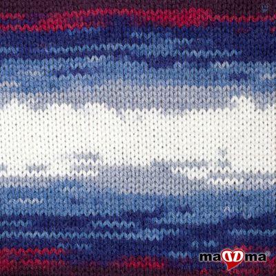 500g Strick-Garn ALIZE BURCUM Batik Strick-Wolle Handstrickgarn, Farbe wählbar – Bild 11