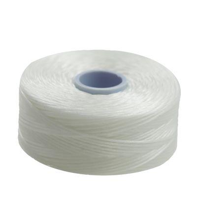 73m S-lon / Superlon Perlengarn Nylon, Stärke 0,11 mm, verschiedene Farben – Bild 4