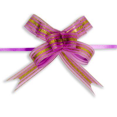 10 Ziehschleifen Schleifen, schnelle Schleife Farb-Größenwahl, Geschenk Schleife – Bild 4