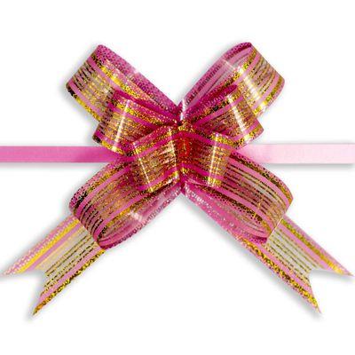 10 Ziehschleifen Schleifen, schnelle Schleife Farb-Größenwahl, Geschenk Schleife – Bild 5