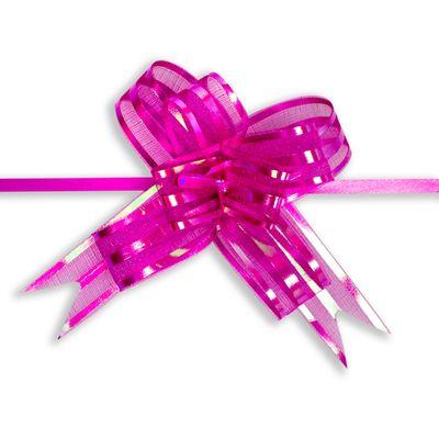 10 Ziehschleifen Schleifen, schnelle Schleife Farb-Größenwahl, Geschenk Schleife – Bild 10