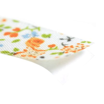 4,5m Klebeband Textilklebeband Textilband selbstklebend, Breite 15mm, Farbwahl – Bild 2