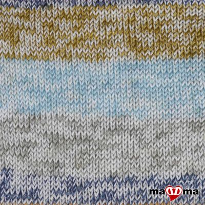 5 x 100g Strickwolle Kartopu NO:1 Prints Acryl-Strickgarn Wolle Anti Pilling  – Bild 13