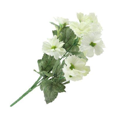 1 Bündel Kosmeen Blumen Länge 33cm, Farbwahl - unecht künstlich Deko – Bild 2