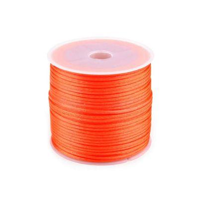 30m Satinschnur Flechtkordel Kumihimo 1mm, Farbwahl verschiedene Farben – Bild 8