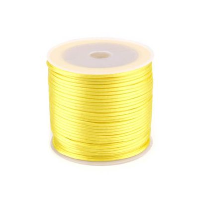 30m Satinschnur Flechtkordel Kumihimo 1mm, Farbwahl verschiedene Farben – Bild 9