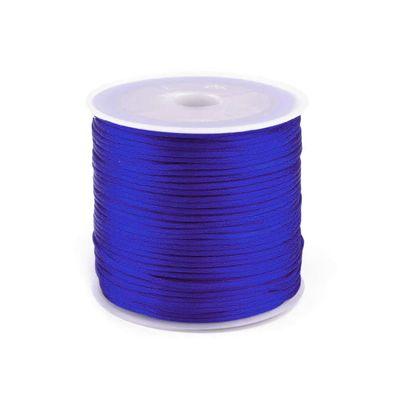 30m Satinschnur Flechtkordel Kumihimo 1mm, Farbwahl verschiedene Farben – Bild 16