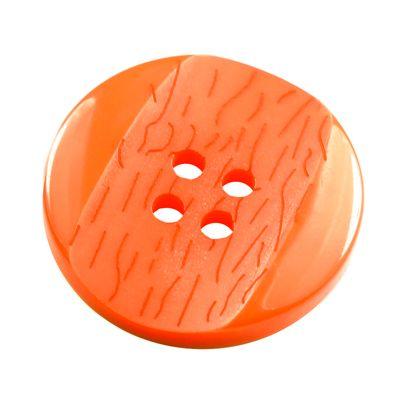 10 Kunststoff-Knöpfe, 4-loch, 25,2mm, rund, Farbwahl - Knopf matt glänzend – Bild 2