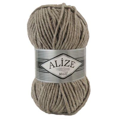 Strickgarn Strickwolle ALIZE SUPERLANA MAXI 25% Wolle, 100g, Farbwahl – Bild 17