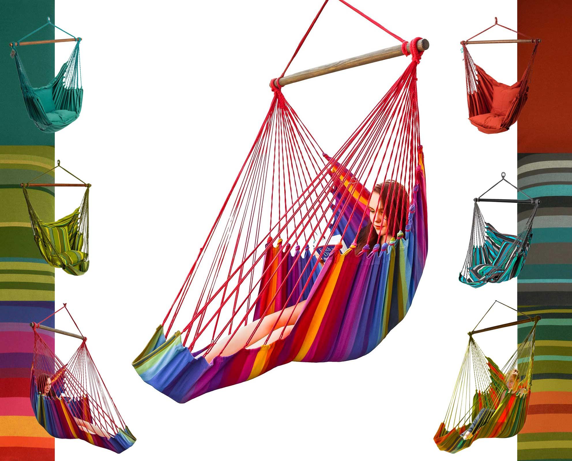h ngesessel m fu teil bio baumwolle azo frei gef rbt fair trade ohne kissen wohnen leben. Black Bedroom Furniture Sets. Home Design Ideas