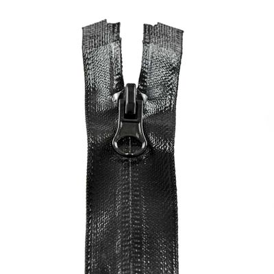 Outdoor Reißverschluss wasserfest spiral 7mm teilbar Autolock, Längen Farbwahl – Bild 2