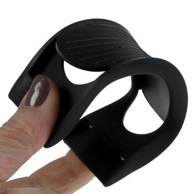 2 Gurt Schulterpolster Schulterpads flexibler Kunststoff Anti-Rutsch-Effekt – Bild 3