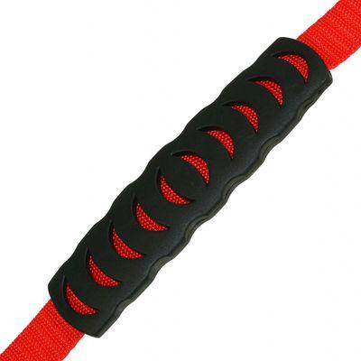 2 Griffe für Gurtband schwarz, Variantenwahl - Tragegriffe Taschengriffe – Bild 1
