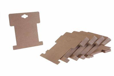 100 stabile Wickelkarten Papierkarte, verschiedene Größen Größenwahl, aufwickeln – Bild 7