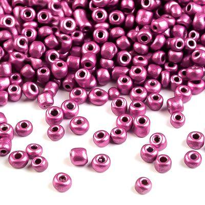 50g Rocailles Glasperlen 12/0 2mm, verschiedene Farben Farbwahl – Bild 7