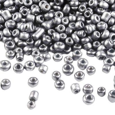 50g Rocailles Glasperlen 12/0 2mm, verschiedene Farben Farbwahl – Bild 2