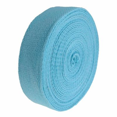 5m Gurtband 30mm 2mm stark 100% Baumwolle Baumwollgurtband Farbwahl – Bild 8