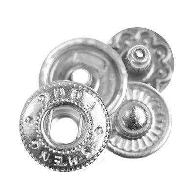 20 Stk Set Verschlüsse rund, 8~10mm, Farbwahl - Taschen Mappe Druckknopf Knöpfe – Bild 2