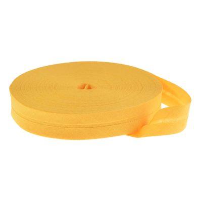 25m Baumwoll-Schrägband 14mm gefalzt, Farbwahl - Einfassband Nahtband Kantenband – Bild 10