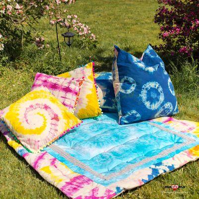 10g Batikfarbe Textilfarbe Stofffarbe färben, Farbe wählbar aus 30 Nuancen – Bild 2