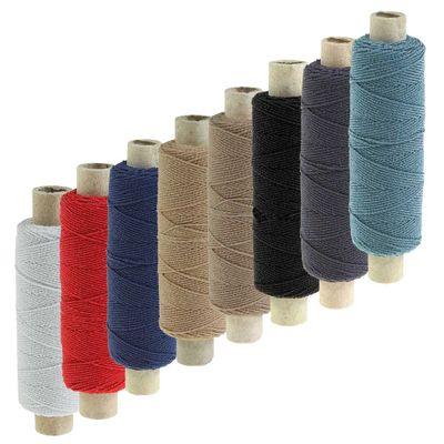 30m / 1 Spule Garn elastisch Ø1mm, verschiedene Farben Farbwahl - Faden Nähgarn – Bild 1