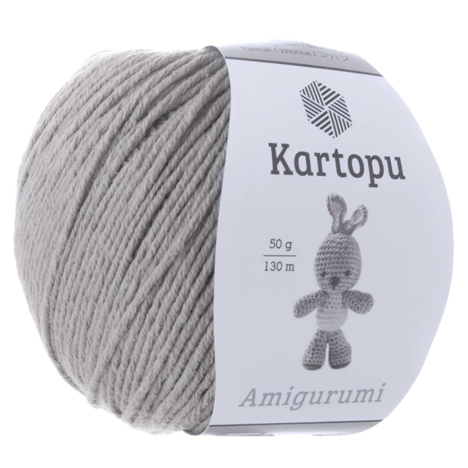 3 Knäuel Kartopu Amigurumi insgesamt 50 g / 142 ... - Amazon.de | 1600x1600