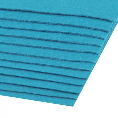 1 Bastelfilz Bogen DIN A4, ca. 2mm, 300g/m² feste Qualität verschiedene Farben – Bild 11
