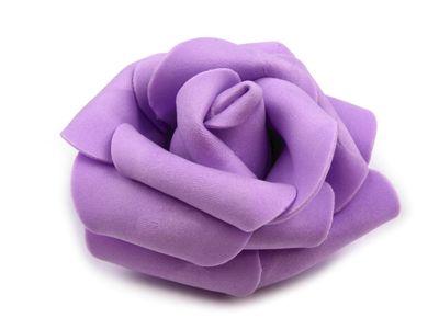 10 Deko-Rosen Schaumrosen Rosenblüten Rosenkopf 6cm viele tolle Farben Hochzeitsdeko – Bild 5