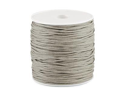 85-100m Gewachste Baumwollschnur 1,5-2mm Baumwollkordel Wachsband Schmuckherstellung – Bild 11
