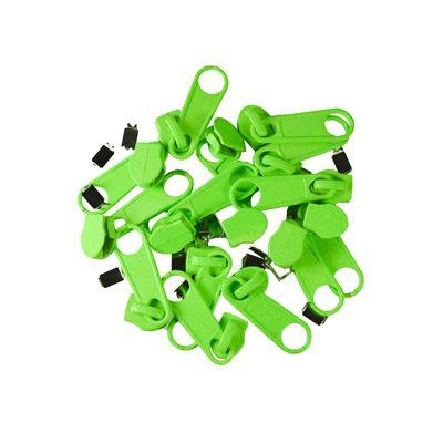 10 Reißverschluss Zipper für Endlosreißverschluss non lock, 5mm, Farbwahl – Bild 4