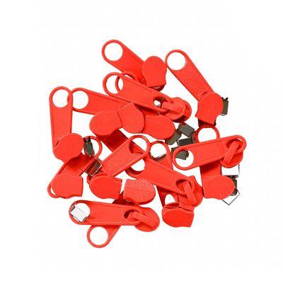 10 Reißverschluss Zipper für Endlosreißverschluss non lock, 5mm, Farbwahl – Bild 2