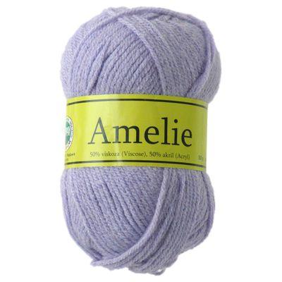 Pflegeleichtes Strickgarn AMELIE, 50g, verschiedene Farben – Bild 15