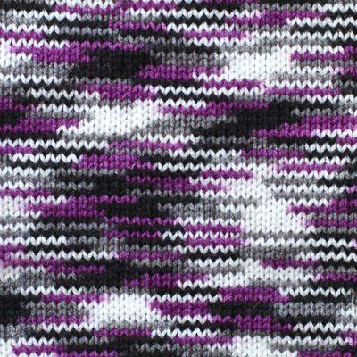 5 x 100g Strickgarn Häkelgarn TERA MULTI, Farbwahl - mehrfarbig bunt Farbverlauf – Bild 20
