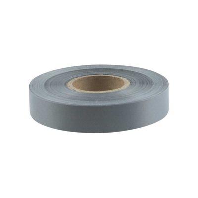 5m Reflexband zum Annähen, grau, Breitenwahl - Reflektorband reflektierend – Bild 3