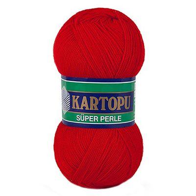 100g Strickgarn Kartopu Süper Perle Strick-Garn Häkelgarn Acryl-Wolle, Farbwahl – Bild 21