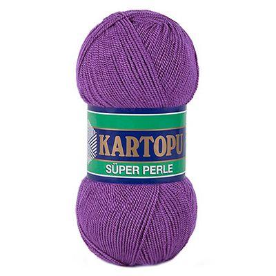 100g Strickgarn Kartopu Süper Perle Strick-Garn Häkelgarn Acryl-Wolle, Farbwahl – Bild 7