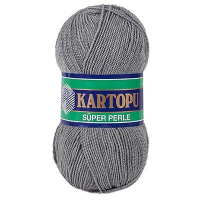 5 x 100g Strickgarn Kartopu Süper Perle Strick-Garn Häkelgarn Kunstfaser, Farbwahl – Bild 20