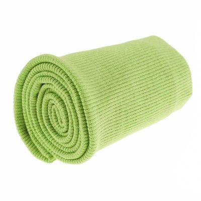 16x80cm Bündchen Strickbündchen Bündchenstoff Baumwolle elastisch gerippt, Farbwahl 2von2 – Bild 6
