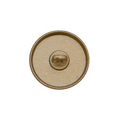 10 Metallknöpfe Ösenknopf rund matt Ø21,5mm, Farbwahl - Uniform Jacke Mantel Fasching – Bild 7