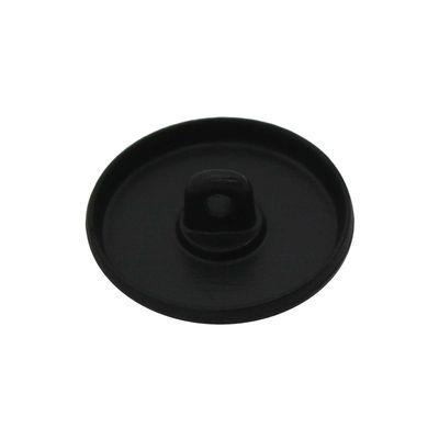 10 Metallknöpfe Ösenknopf rund matt Ø21,5mm, Farbwahl - Uniform Jacke Mantel Fasching – Bild 4