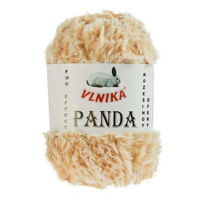 100g Strickgarn PANDA Strick-Wolle Webpelz-Garn Kuschelwolle Plüschwolle  – Bild 9