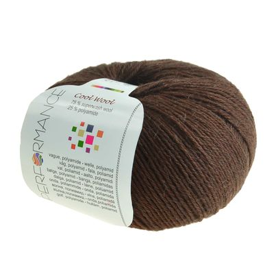 Strickgarn Cool Wool 50g 75% Superwash Wolle Handstrickgarn pflegeleicht  – Bild 23