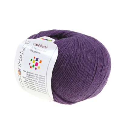 Strickgarn Cool Wool 50g 75% Superwash Wolle Handstrickgarn pflegeleicht  – Bild 9