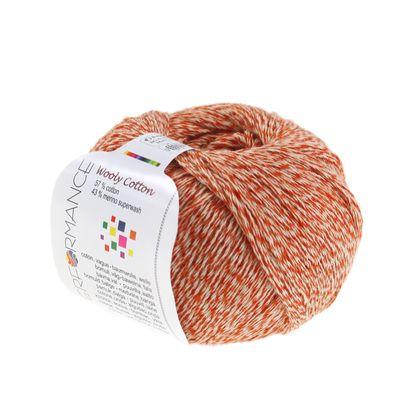 Strickgarn WOOLY COTTON 50g Baumwolle m. 43% Merino-Wolle veredelt Naturgarn – Bild 19